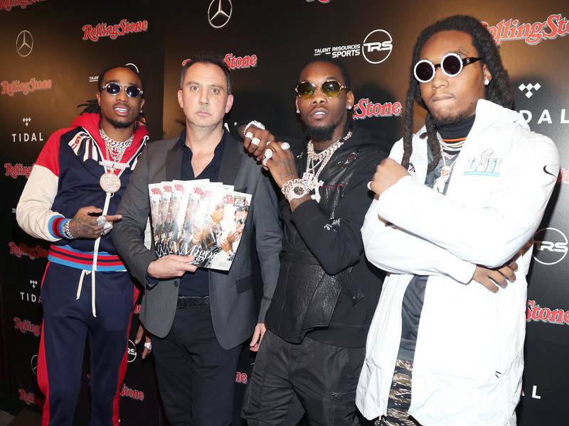 Migos Rolling Stone Interview Talks Cardi B Wedding: Rap And Hip Hop News & Entertainment