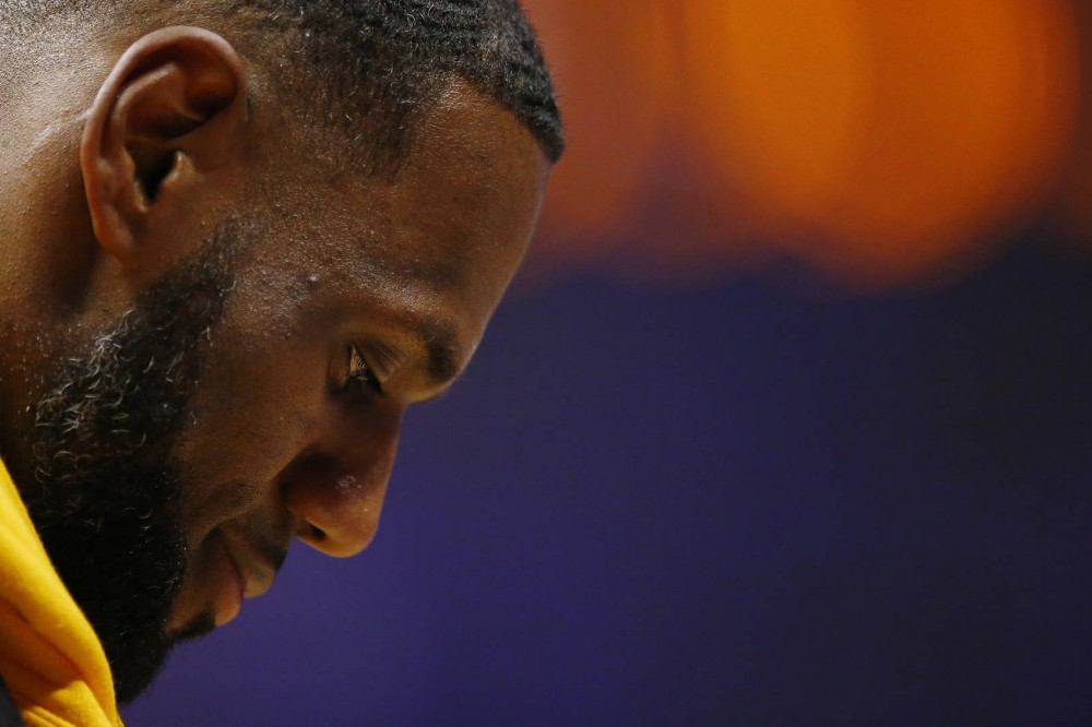 "LeBron James Says Nipsey Hussle's Death As ""One Of America's Most Tragic Events"""