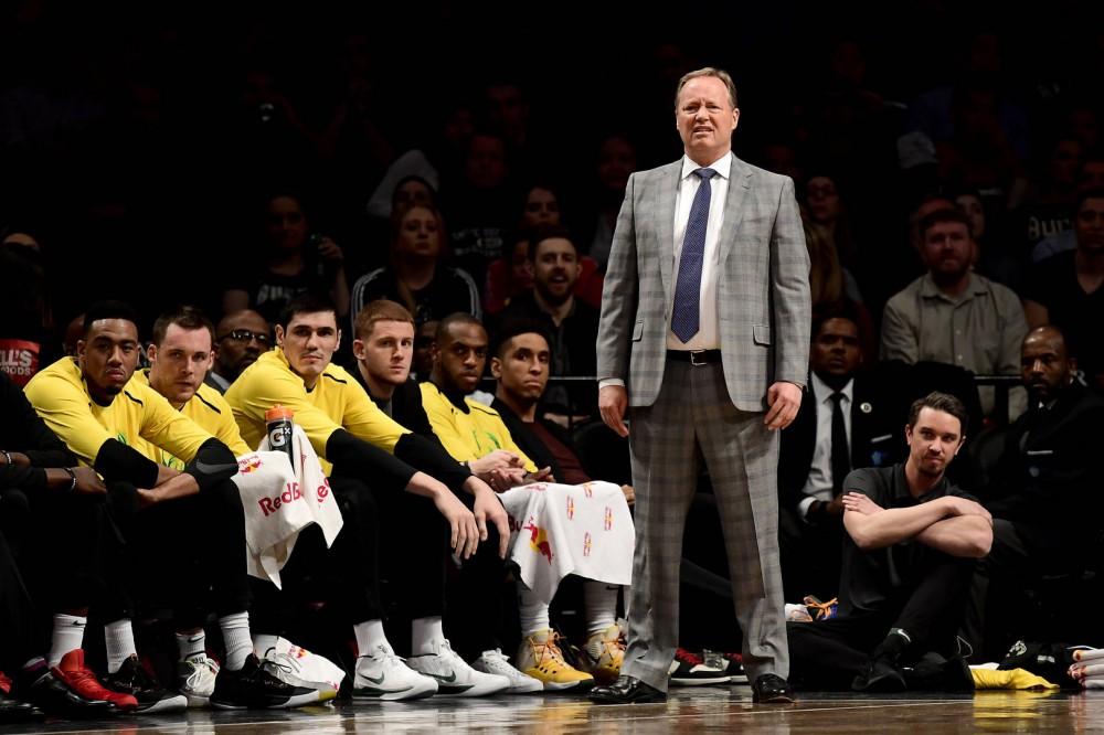 "Milwaukee Bucks' Mike Budenholzer Named ""Coach of the Year"" By NBA Peers"