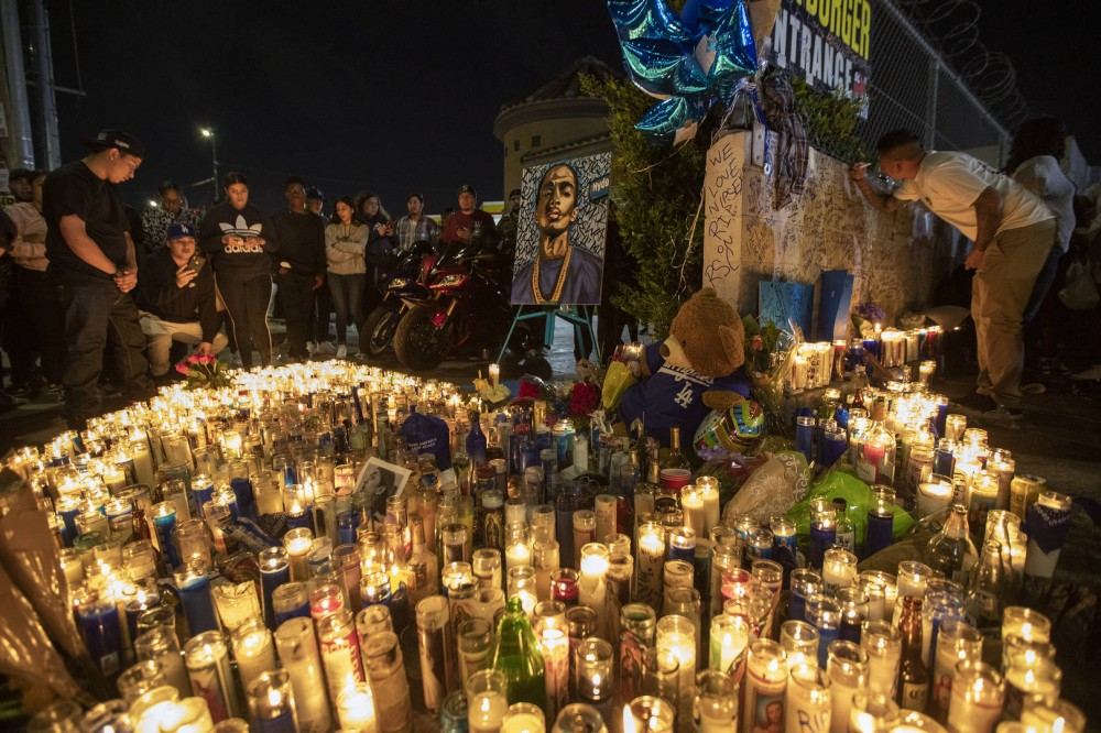 Nipsey Hussle's Family Searching For Memorial Service Venue To Accommodate Large Crowd